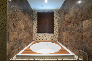 Private house yorkshire traditional bathroom london for Bathroom cabinets yorkshire