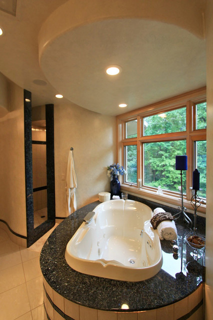 Private Luxury Residence for Sale in Brecksville, Ohio traditional-bathroom