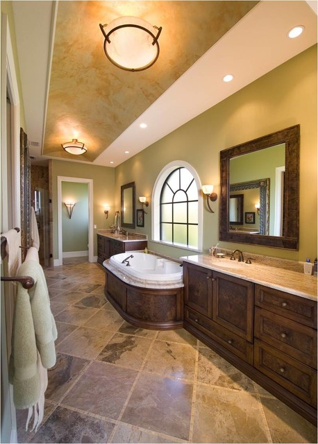 Innovative  Tubs In The Master Bath And Designer Bath Fixtures It Is Priced $829,990 Treviso Bay Is Bordered By The Rookery