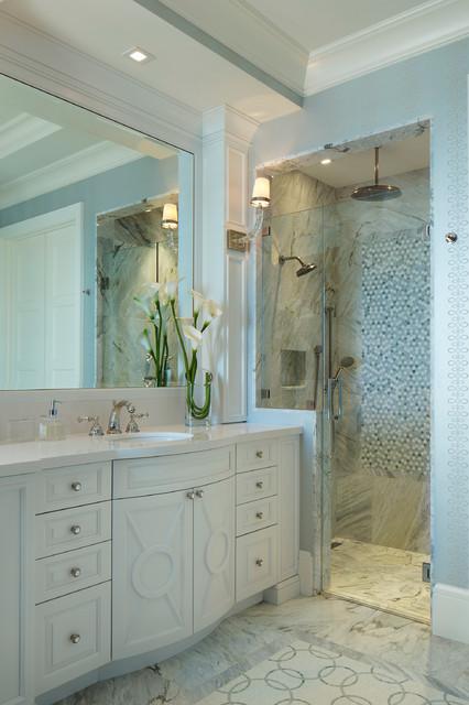 Private Residence 21 Hillsboro Beach Fl Contemporary Bathroom Miami By Susan Lachance