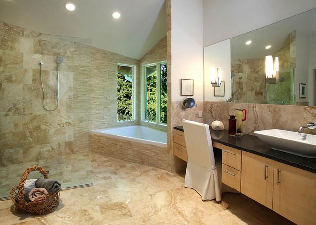 Private Residence-421 contemporary-bathroom