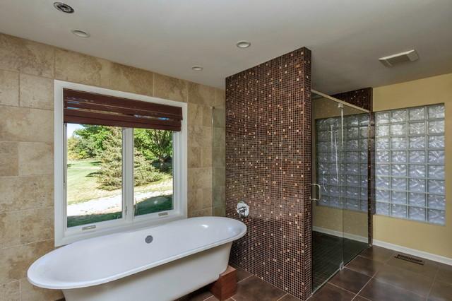 Private Residence (contemporary) contemporary-bathroom