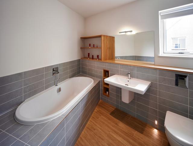 Private residence edinburgh modern bathroom for Bathroom ideas edinburgh