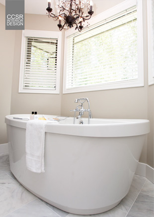 Private Residence | Ensuite Design traditional-bathroom