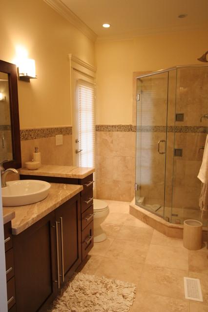 PRIVATE RESIDENCE KELOWNA, BC - Contemporary - Bathroom ...