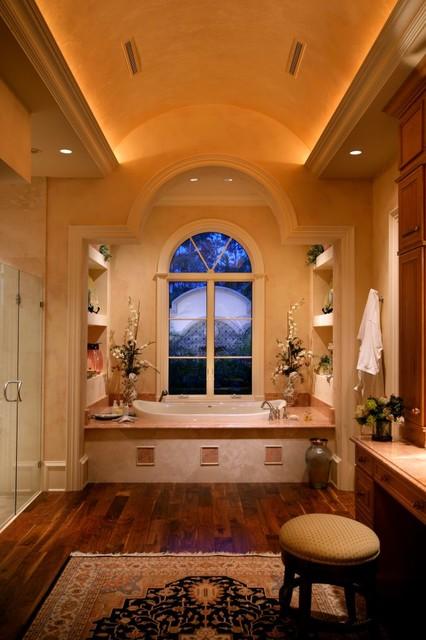 Popular Mirror  Square Sink  Square Toilet  Westlake  Naples Florida