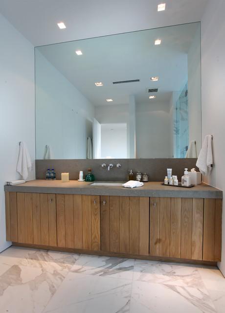 Private Residence North Beach - Miami modern-bathroom