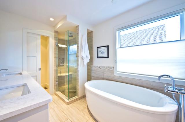 Private Residence contemporary-bathroom
