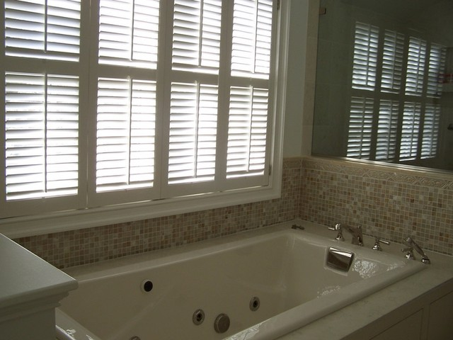 Private residence wayne pa traditional bathroom for Interior designs by rhonda