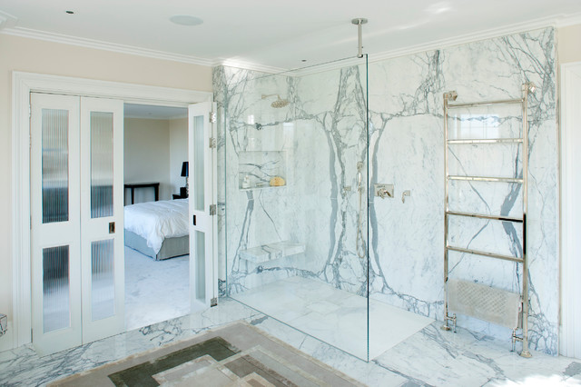 Private residential  Kent Uk contemporary-bathroom