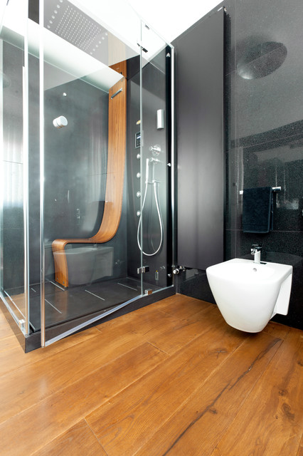comment am nager une assise dans la douche. Black Bedroom Furniture Sets. Home Design Ideas