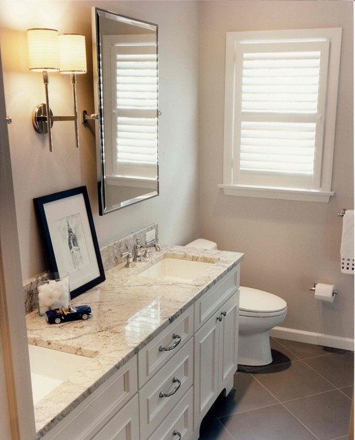 Project 4 traditional-bathroom