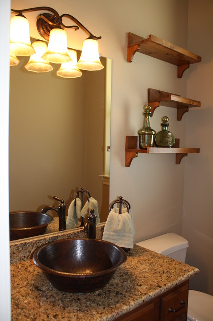 Project D traditional-bathroom