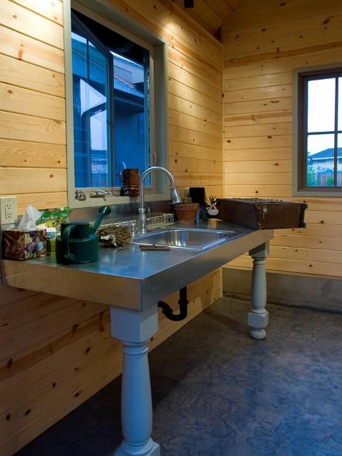 Project Interiors traditional-bathroom