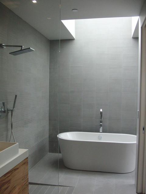 Project: Sonoma, CA contemporary-bathroom