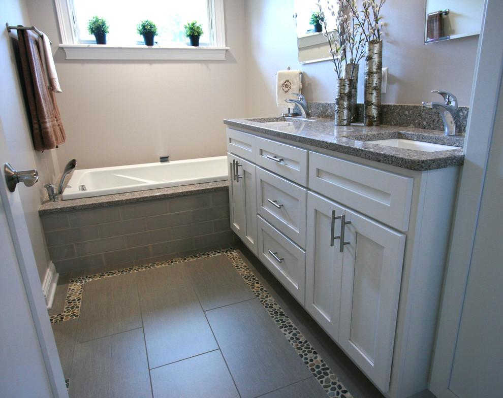 Project W - Transitional - Bathroom - Cincinnati - by ...