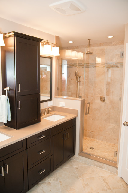 Projects: bathrooms designed by the Design Build Pros traditional-bathroom