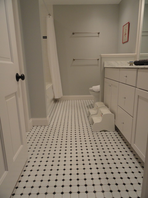 Projects traditional-bathroom