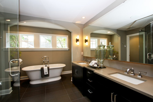 Projects contemporary bathroom
