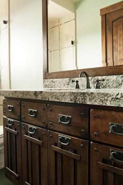 Promontory, Park City, Utah traditional-bathroom