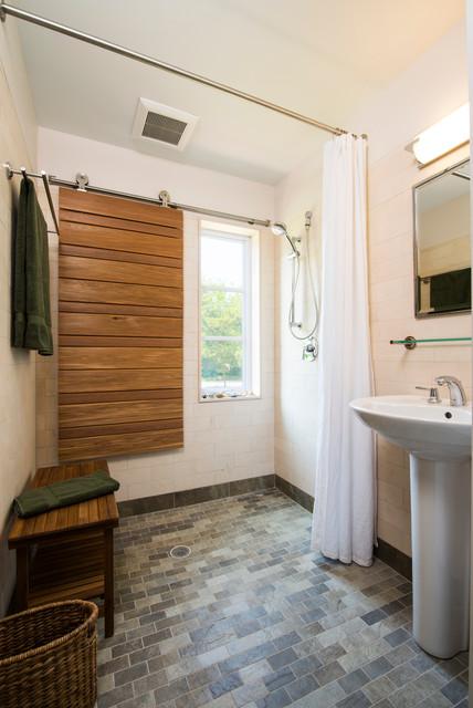 Prospect House - Contemporary - Bathroom - Philadelphia - by Always by Design