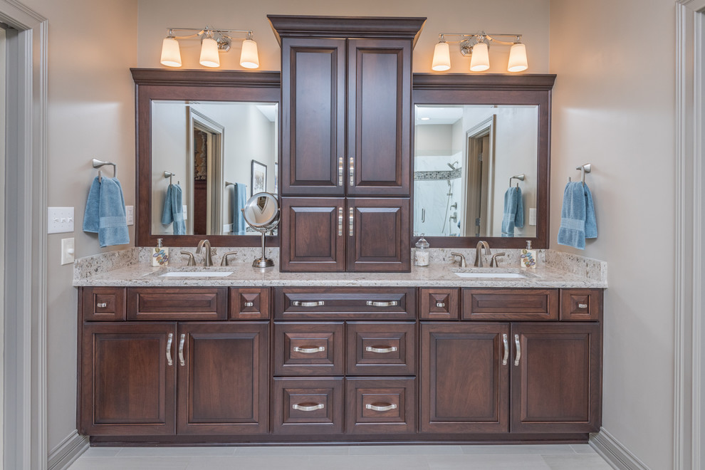 Prospect Master Bathroom - Transitional - Bathroom ...