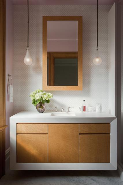 Prospect Park West modern-bathroom