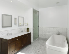 107 Prospect Park West, Brooklyn, NY contemporary bathroom
