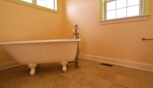 Purcellville, VA New Home traditional-bathroom