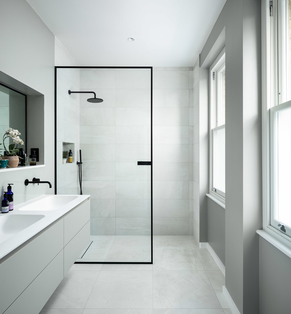 How Much Of Your Bathroom Should You Tile