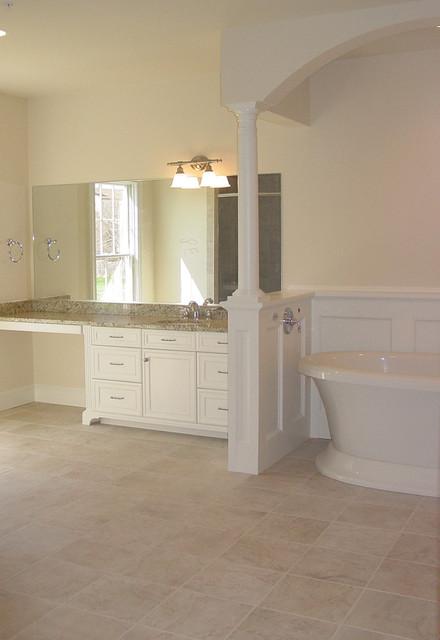Quail Run Estate 2 traditional-bathroom