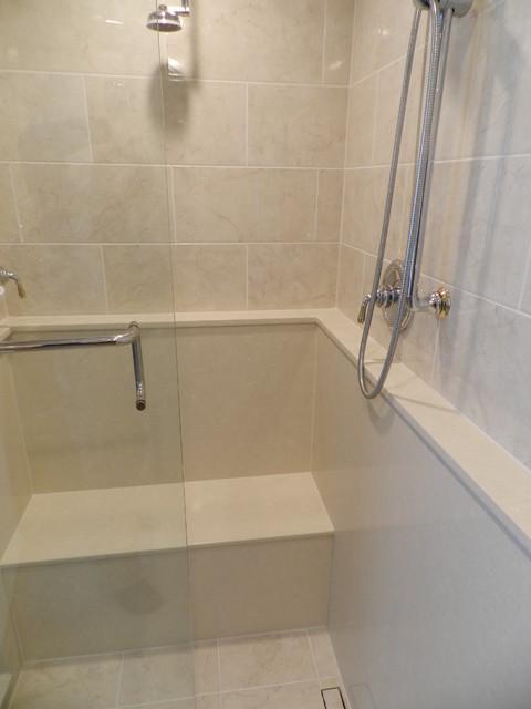 Quartz Steam Shower