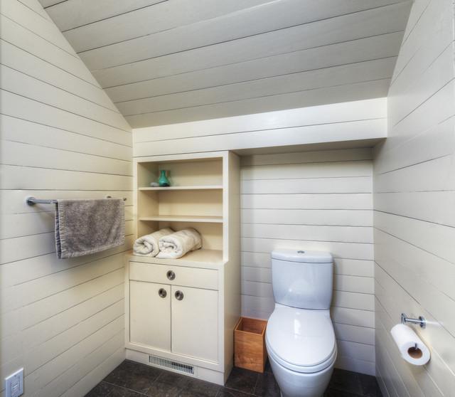 Queen Anne Mid Century Modern midcentury-bathroom