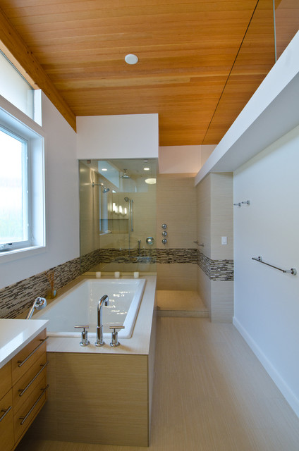 Queen Anne Residence Contemporary Bathroom Seattle