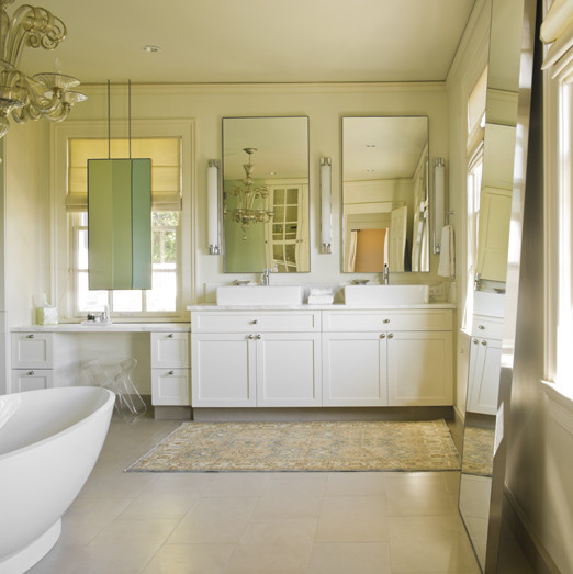 Queen Anne Residence - Contemporary - Bathroom - seattle ...