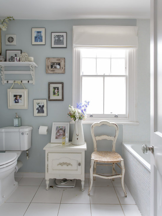 Shabby Chic Bathroom Home Design Photos