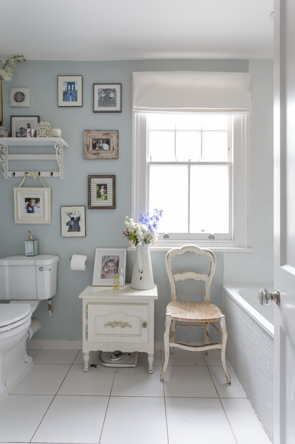 Wunderbar Queens Park House Shabby Chic Style Bathroom