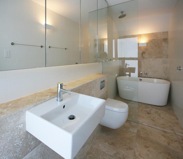 Queens Park Residence Contemporary Bathroom Sydney By Aleksandar Design Group