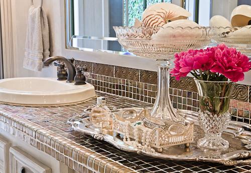 Quiet Sophisticated Master Bathroom transitional-bathroom