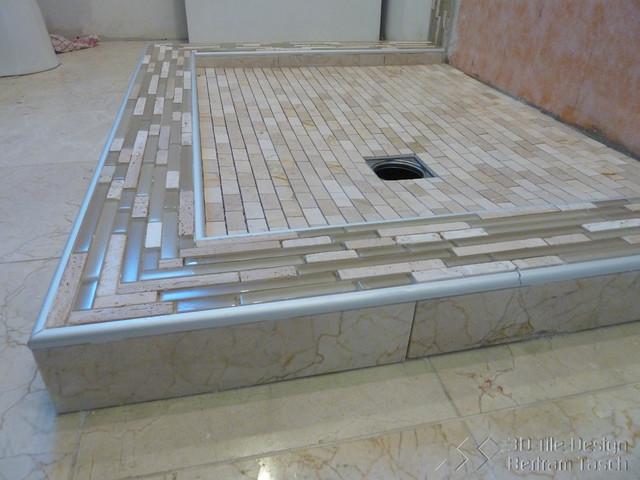 Bon Modern Bathroom By 3D Tile Design   Bertram Tasch