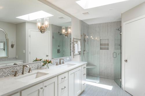 Luxury Master Bathroom Renovation in Portland OR