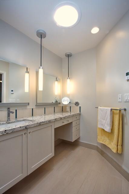 Ramona Bathroom - Contemporary - Bathroom - San Francisco ...
