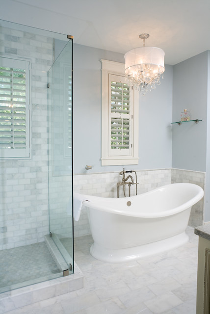 Ramos Design Build Corporation - Tampa contemporary bathroom
