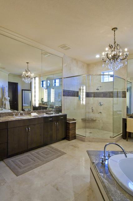 Ramos Design Build Corporation - Tampa mediterranean-bathroom