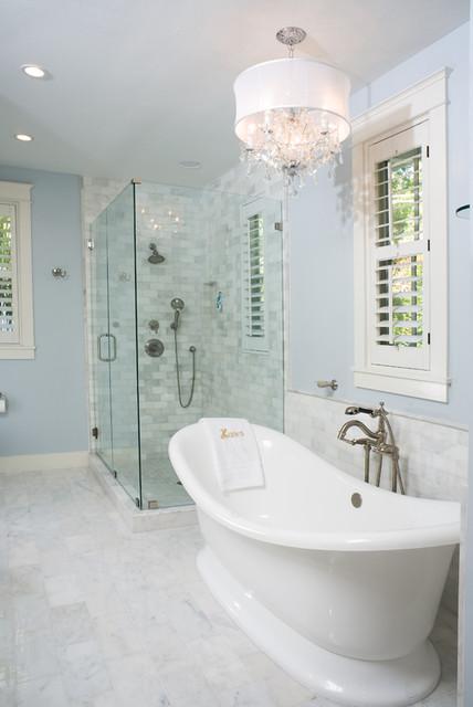Ramos Design Build Corporation - Tampa contemporary-bathroom