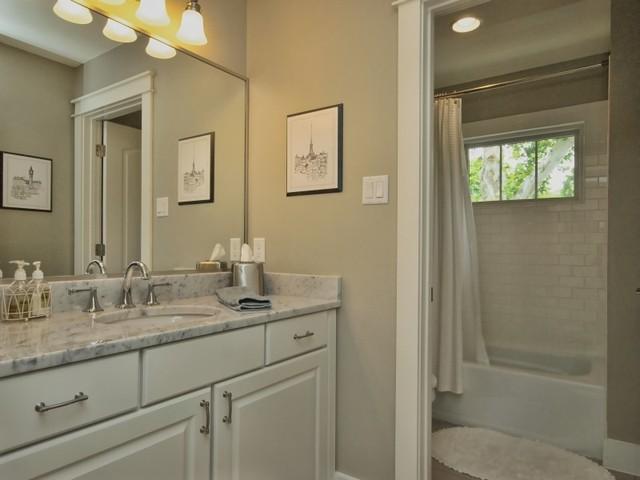 Ramsey traditional-bathroom