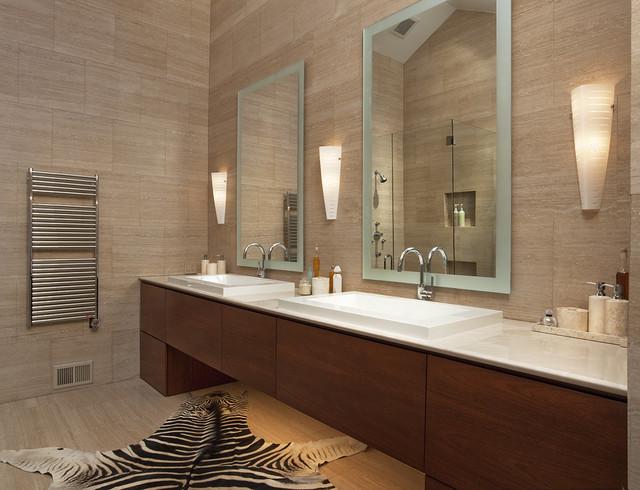 Ranch House Bathroom Renovation – House Bathroom