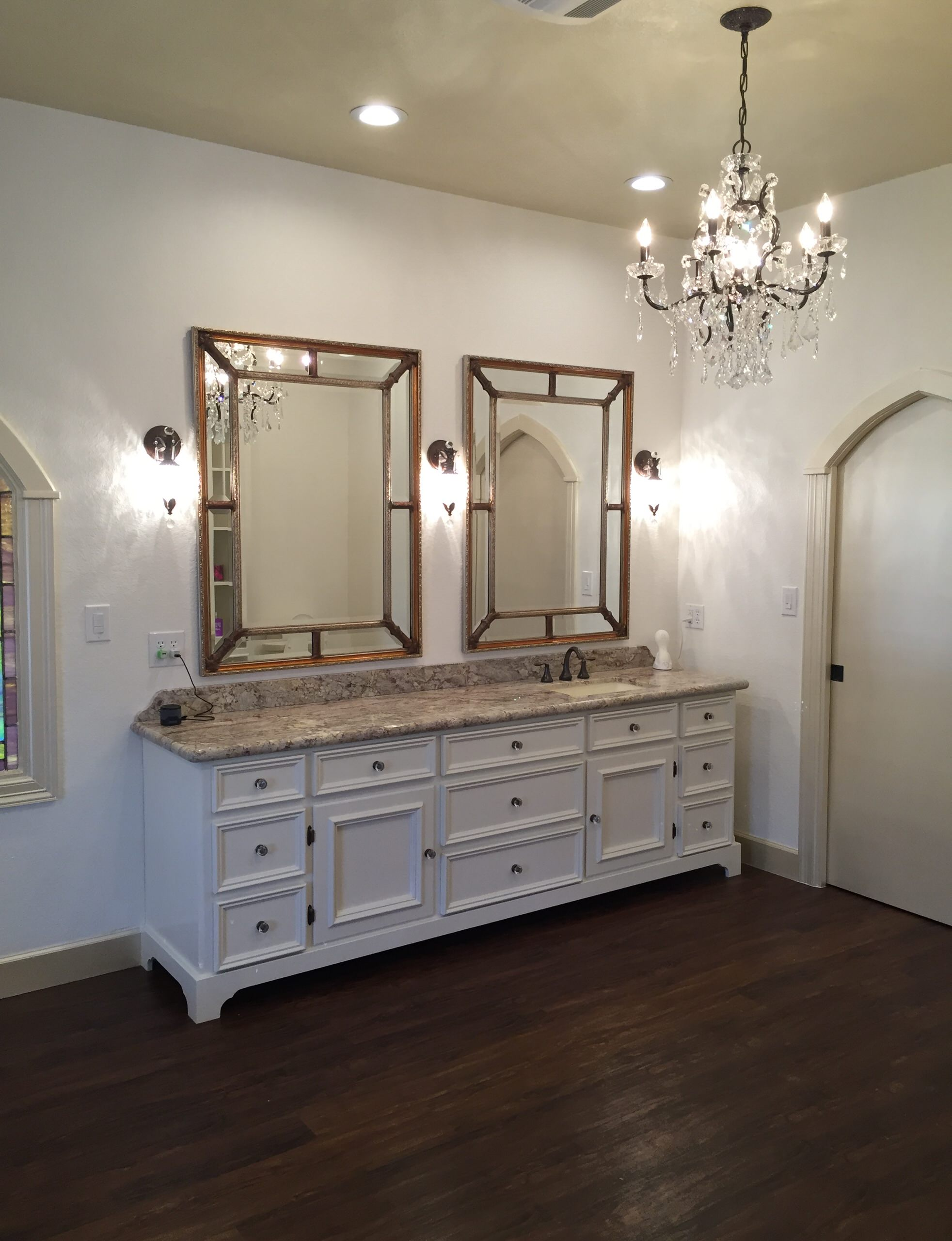 Ranch House - Master Bathroom Remodel - 2015