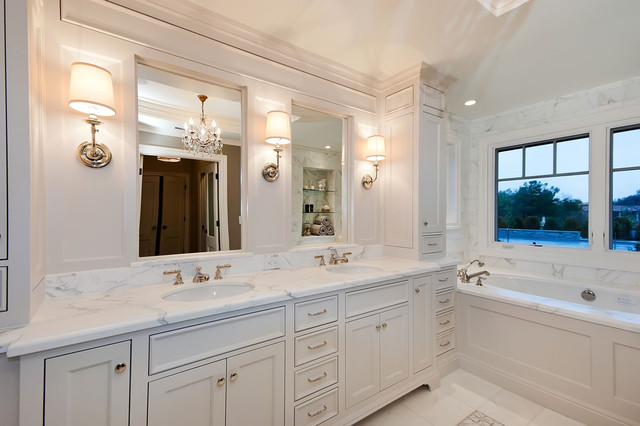 Ranch remodel traditional bathroom other by jca for Ranch bathroom ideas
