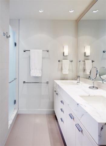 Ranch remodel for Modern ranch bathroom